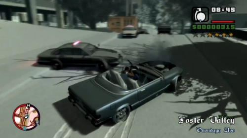 Grand Theft Auto: San Andreas Parche