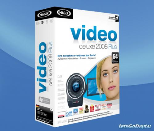 MAGIX Video Deluxe 16 � Descarregar, Download, Baixar 16