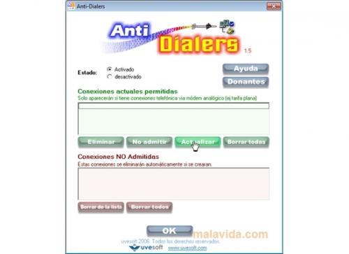 Anti-Dialers