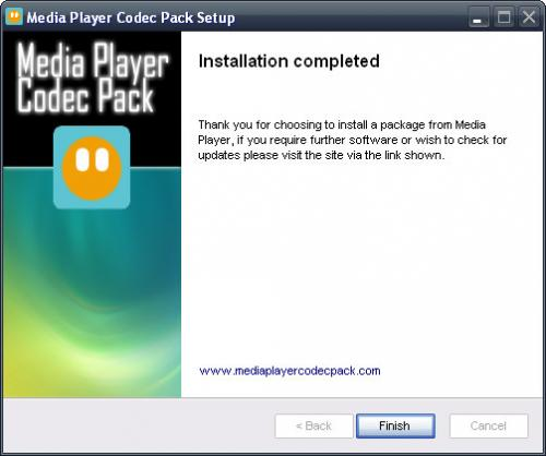 Media Player Codec Pack 3.9.6 � Descarregar, Download, Baixar 3.9.6