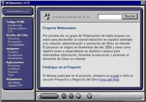 Webmasters Tutorial