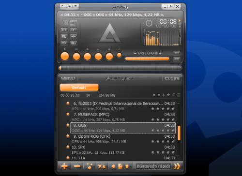AIMP 2.61.583 � Descarregar, Download, Baixar 2.61.583