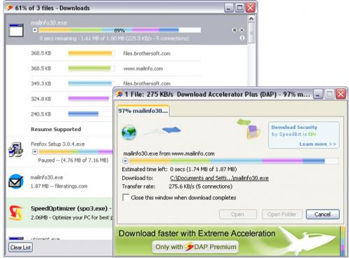 Download Accelerator Plus (DAP) 9.4.0.7 � Descarregar, Download, Baixar 9.4.0.7