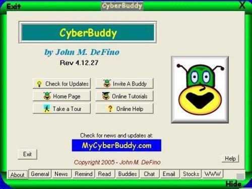CyberBuddy