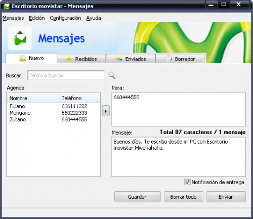Escritorio Movistar  7.0 � Descarregar, Download, Baixar  7.0
