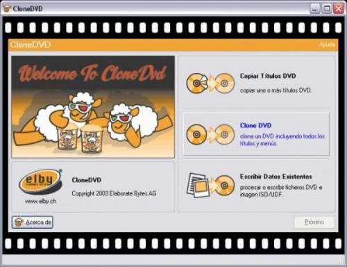 CloneDVD 2.9.2.2 � Descarregar, Download, Baixar 2.9.2.2