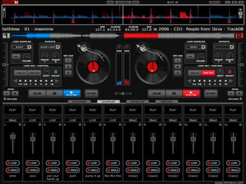 Virtual DJ Home Free � Descarregar, Download, Baixar 8.0.2139