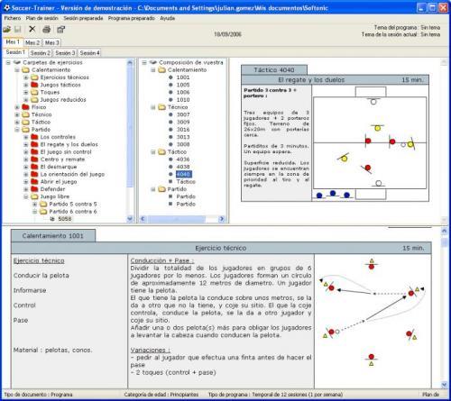 Soccer Trainer 3.0 � Descarregar, Download, Baixar 3.0