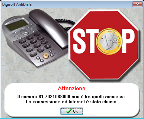 Digisoft AntiDialer