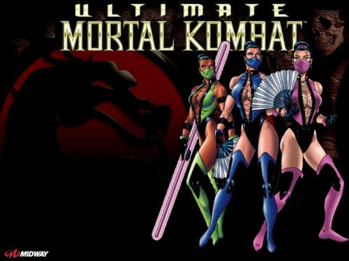 Ultimate Mortal Kombat 3 � Descarregar, Download, Baixar 3