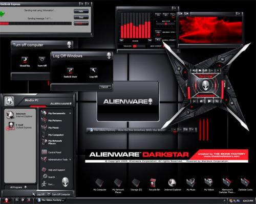 AlienGUIse Theme Manager