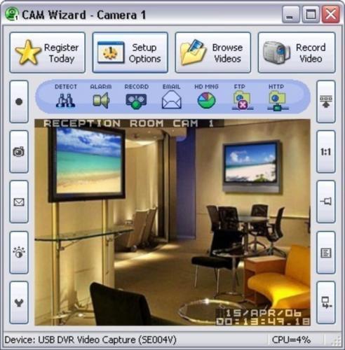 Cam Wizard 7.14 � Descarregar, Download, Baixar 7.14