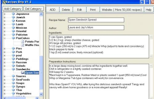 Recipes Ship 1.2 � Descarregar, Download, Baixar 1.2