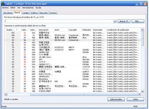 TVAnts 1.0.0.59.0836 � Descarregar, Download, Baixar 1.0.0.59.0836
