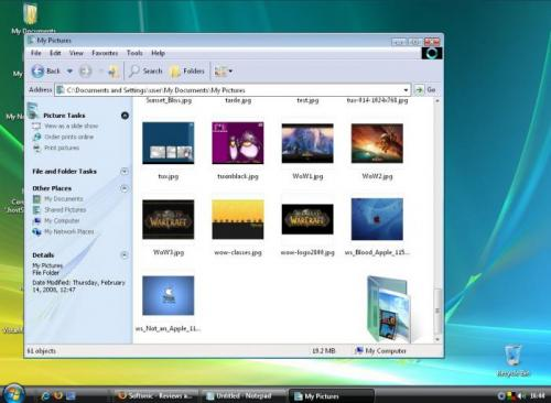 VistaMizer 3.6.0.0 � Descarregar, Download, Baixar 3.6.0.0