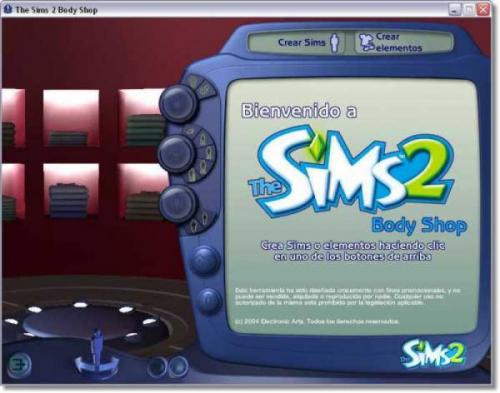 The Sims 2 HomeCrafter