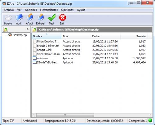 IZArc 4.1.2 � Descarregar, Download, Baixar 4.1.2