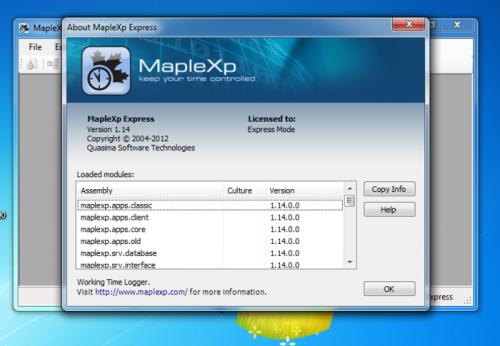 MapleXP