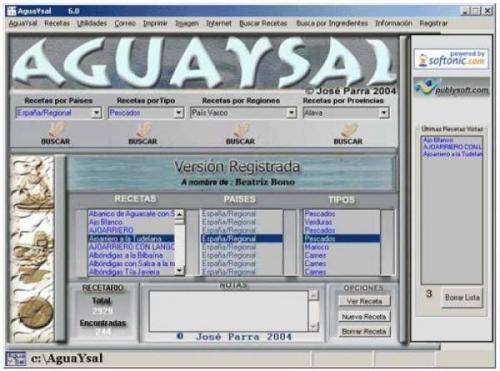 AguaYsal