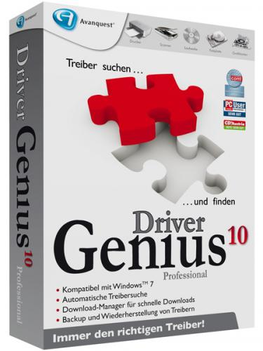 Driver Genius Professional Edition 10.0.0.761 � Download 10.0.0.761