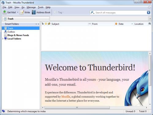 Mozilla Thunderbird � Download 5.0