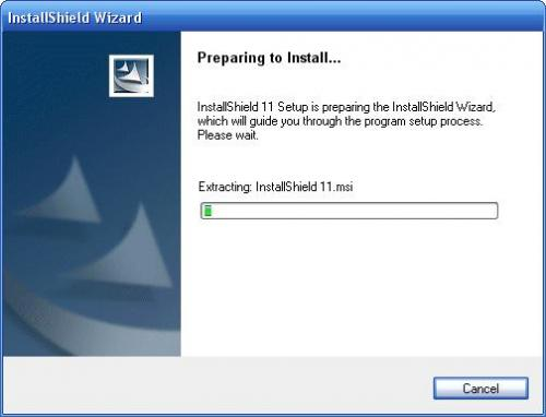 InstallShield Professional 2009