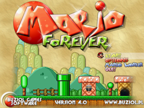 Mario Forever � Download 5.01