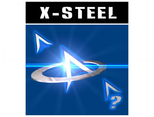 X-Steel BLUE