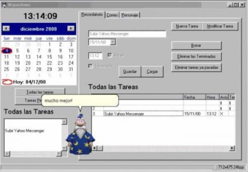 Mayordomo Virtual