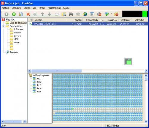 FlashGet 3.5.0.1126 � Descarregar, Download, Baixar 3.5.0.1126