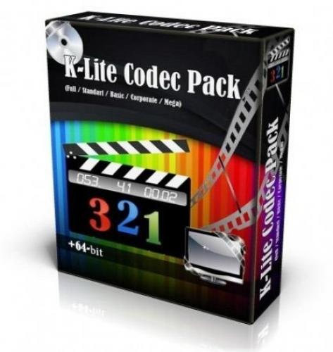 K-Lite Codec Pack � Download 7.50 Mega