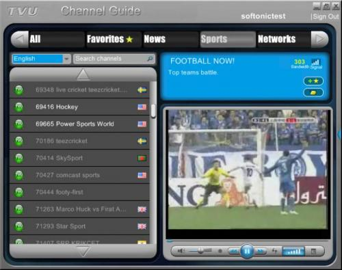 TVUPlayer 2.4.1.0 � Download, baixar 2.4.1.0