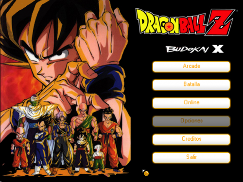 Dragon Ball Z Budokai X 2.4.5 � Descarregar, Download, Baixar 2.4.5