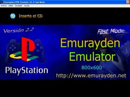 Emurayden PSX Emulator 2.2 � Descarregar, Download, Baixar 2.2