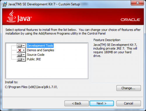 Java 2 SE Development Kit (JDK)